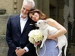 Handmaid's Tale star Bradley Whitford, 59, and Amy Landecker, 49, of Transparent fame elope