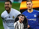 Eden Hazard 'suddenly looked OLDER' after joining Real Madrid from Chelsea, insists Gus Poyet
