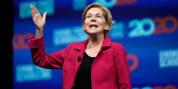 Elizabeth Warren releases plan pledging to begin Medicare for All transition within first 100 days in office