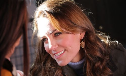 Kate Middleton's gorgeous new leaf earrings are more affordable than you might think