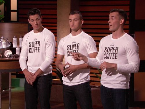 3 brothers used this deck to pitch their healthy energy drink on 'Shark Tank.' 8 months later, the company was worth $50 million
