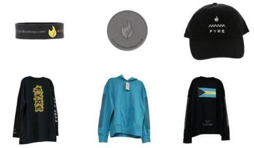 The Fyre Festival merch auction has 3 days left - and a sweatshirt is currently going for over $800