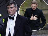 Peaky Blinders' Cillian Murphy turns into sinister Tommy Shelby to film series six in Liverpool
