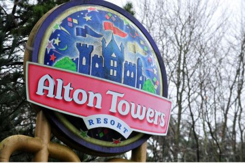 Alton Towers shut as damage from 'apocalyptic' thunderstorm cuts water supply