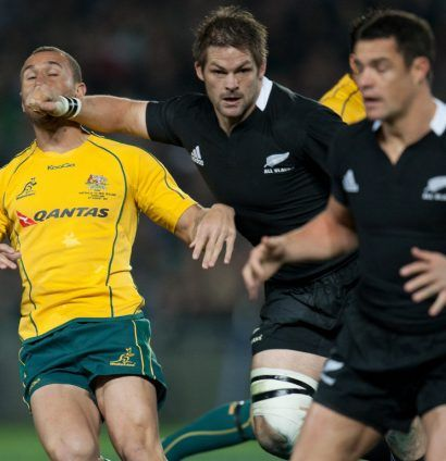 Quade Cooper opens up on Richie McCaw feud