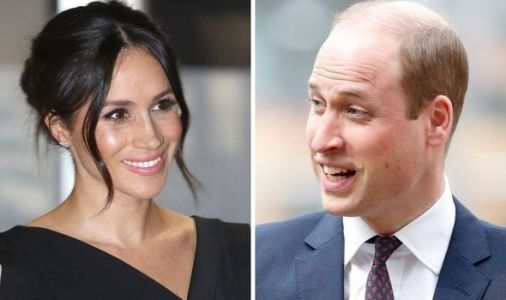 Prince William reaction: William's cheeky first words to Meghan Markle