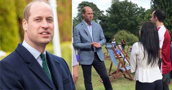 Prince William calls on football clubs to 'be better' at tackling mental health issues