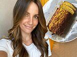 Rachael Finch shares simple seven-ingredient recipe for healthy pumpkin loaf
