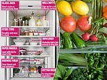 Chill out, you CAN have a plastic-free fridge!with these ingenious ways to help keep food fresh