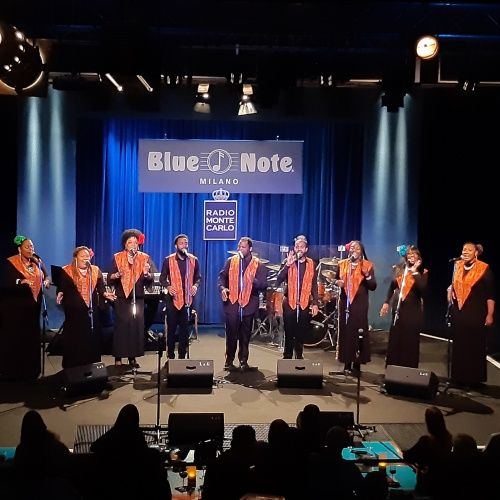 Harlem Gospel Choir - Blue Note Milan