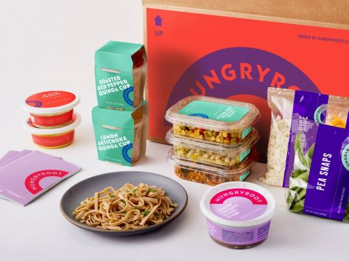 Hungryroot is a combination of online grocery store and meal kit delivery service for plant-based lifestyles - here's what it's like to use