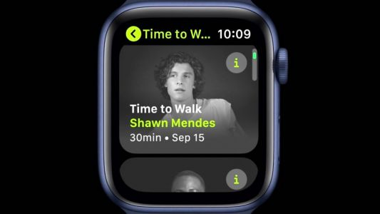 Get Inspired With Apple's 'Time to Walk' Fitness+ Story Feature