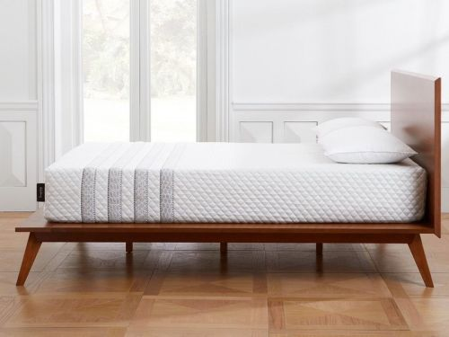 I've slept on several different 'beds-in-a-box' - and this luxury hybrid mattress is by far the most comfortable
