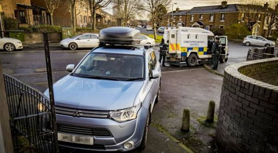 Arrest and stolen cars recovered after Belfast police pursuit