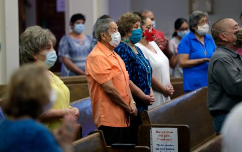The CDC removed its warning against choir singing, even though it's known to be a 'super spreader' activity