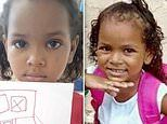 'Mom don't cry': Brazilian girl, 5, told her mother to calm down after she was shot before dying