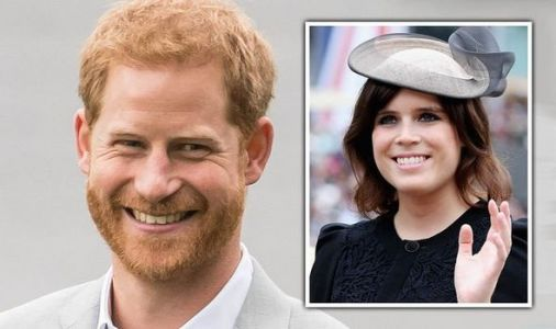 Prince Harry's secret confidante: Princess Eugenie and Duke 'chat privately' during Megxit