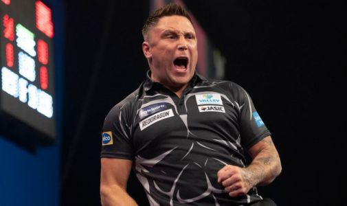 Grand Slam of Darts: Gerwyn Price and Gary Anderson through to quarter-final rematch