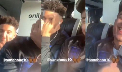 Man Utd fans make Jadon Sancho signing plea after Jesse Lingard Instagram video