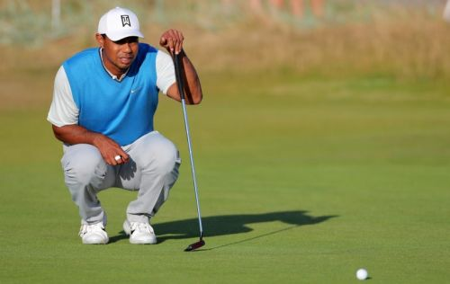 Tiger Woods in confident mood for first major of year at US PGA