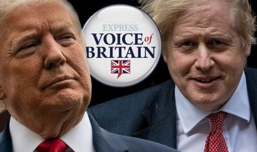 Boris receives backing to offer US huge trade deal concessions - but PM warned be careful