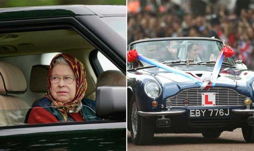 10 times royals ditched their drivers and got behind the steering wheel