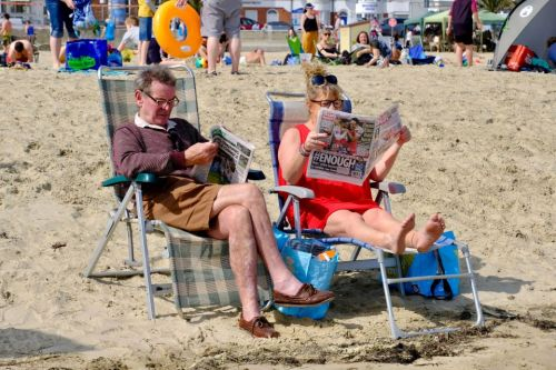 Easter set to be HOTTEST in 70 years as Brits bask in 25C bank holiday weekend scorcher