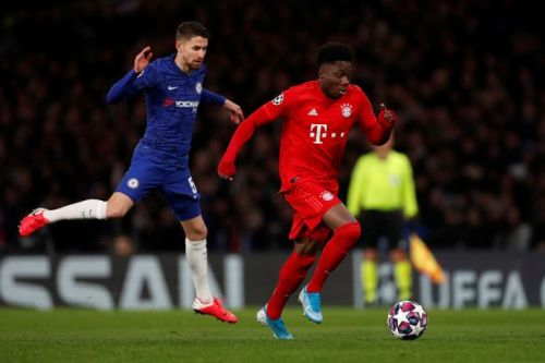 Man Utd missed out on Alphonso Davies transfer before he became Bayern Munich star