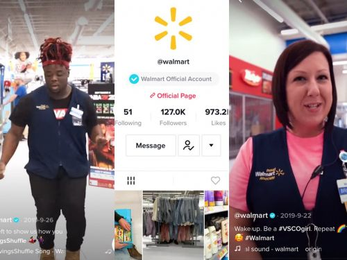 Inside Walmart's thriving TikTok account, which has over 127,000 followers and is luring a new generation of Gen Z shoppers to the superstore