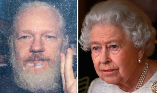 Royal shock: Queen finally responds to demand to help Julian Assange in prosecution row