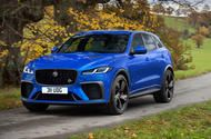 2021 Jaguar F-Pace SVR brings new look and performance boost