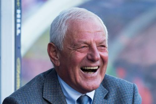 Walter Smith's brilliant River City quip as Rangers icon greeted TV star with trademark cutting one liner