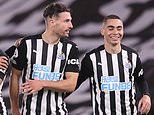 Luxury sportswear brand Castore 'agree kit deal with Newcastle United'