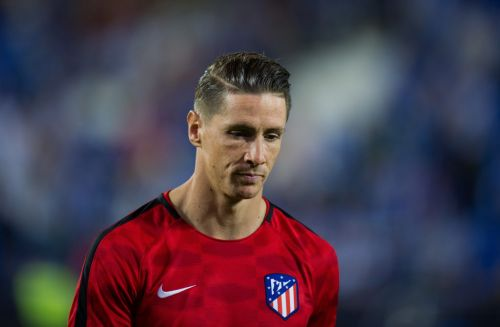 Ex-Liverpool forward Fernando Torres names the best player he ever played with