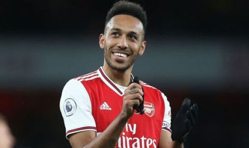 Arsenal star Pierre Emerick Aubameyang singles out two team-mates after Everton win