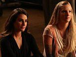Glee star Heather Morris says Lea Michele was 'VERY unpleasant' to work with