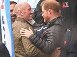 Gareth Thomas tells Prince Harry he wants to create greater awareness about HIV