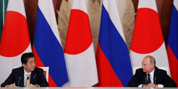 Putin made an unexpected offer to Japan to finally end World War II, but he may just be 'trolling'