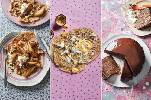 3 Totally Extra Pancake Recipes To Wow Them With This Shrove Tuesday