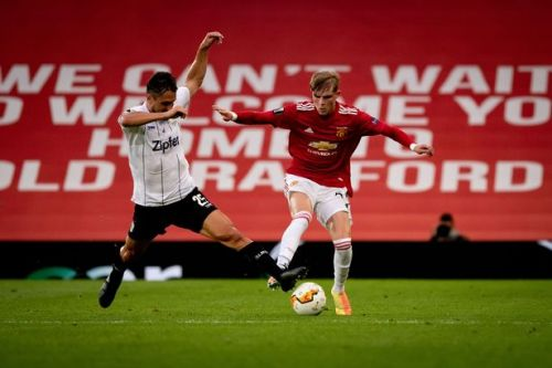Man Utd 2-1 LASK player ratings as fringe men fail to impress in Europa League