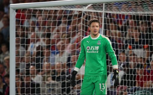 Crystal Palace goalkeeper Wayne Hennessey charged by FA for alleged 'Nazi salute'