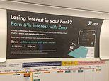 What is Zeux: Can you trust this firm's Tube adverts offering a 5% 'savings' rate?