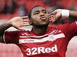 Middlesbrough 1-0 Wigan Athletic: Jonathan Woodgate wins his first match in charge