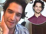 Tyler Posey reveals he has 'hooked up' with men and is currently 71 days sober