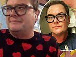 Alan Carr brushes off weight loss praise after sharing slimline selfie