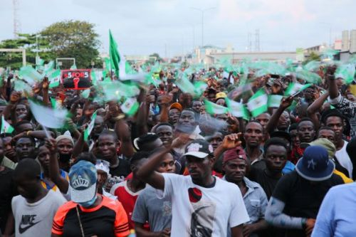 I'm An EndSars Protester In Nigeria. Despite The Brutality, We Won't Give Up