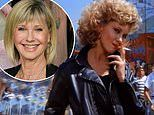 Mystery bidder returns Olivia Newton-John's Grease jacket and makes donation