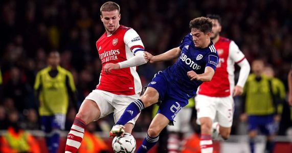 Player ratings: Arsenal defenders shine as Gunners progress past Leeds to quarter-finals