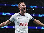 Harry Kane hands Tottenham and England major boost 'as he aims to return in SIX WEEKS' from injury