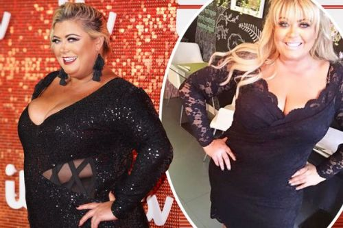 Gemma Collins using £250 weight loss jabs following 2.5 stone weight loss